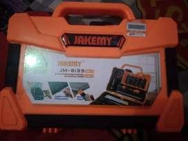 Obeng laptop Jakemy Full set
