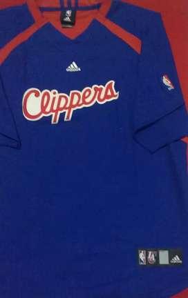 "Kaos Basket ""CLIPPERS"" by Adidas Originals."