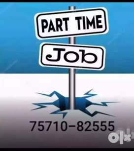 )Urgent Vacancy For Part Time/full Time/home Based Work@ Back Office