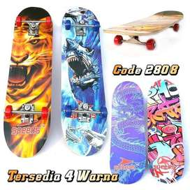 Skateboard Size XL Speeds Besar LX 028-2080 Amplas Dewasa