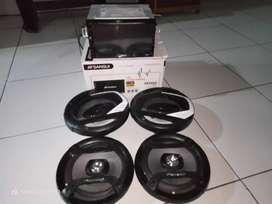 Audio + speaker complit