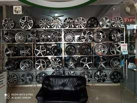 Alloys/ tyre showroom Mansarovar jaipur