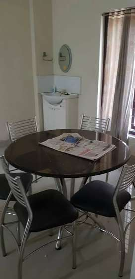 Furnished flat at budjet rate