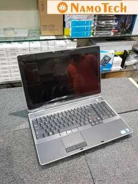 i5/4gbRam/320gbHdd-Laptop dell 6540 Refurbrished