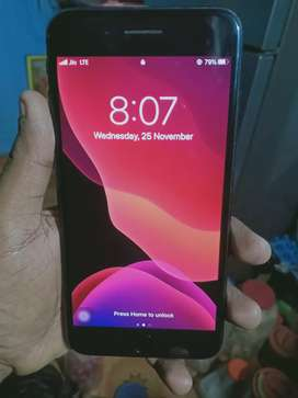 i phone7 pulse good condition battery health 74% bill box charger