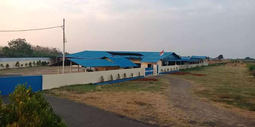 Gudang Dijual Murah Dihitung Tanah di Daerah Cepiring, Kendal, Jateng