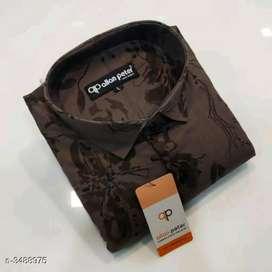Alluring Elegant Men's 100% Cotton Shirts Vol 18