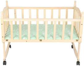 Tiffy and toffee wooden cot