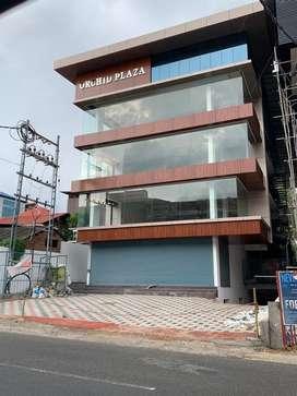 commercial building for rent/sale 5 floors pulimoodu jn kottayam
