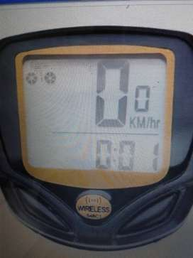 Cycle Digital  wireless speedometer  for sale