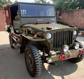 Modified jeep by bombay jeeps ambala city, WILLY Jeep, open jeep, Thar