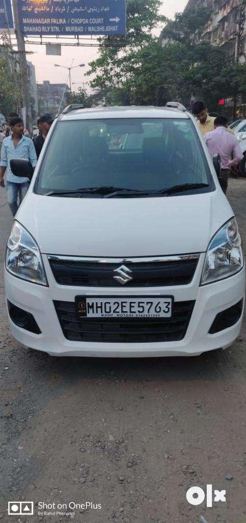Maruti Suzuki Wagon R LXi BS-III, 2016, CNG & Hybrids 0