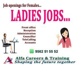 LADIES JOBS IN CALICUT
