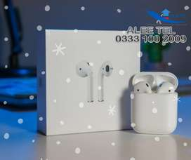 APPLE AirPods 2nd Generation Earpods With Wireless Charging case