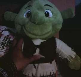 Boneka Shrek tales