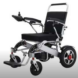 Foldable Electrical wheelchair