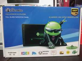 Android terbaru 10inchi merek cherokee bisa voice command garansi 1th
