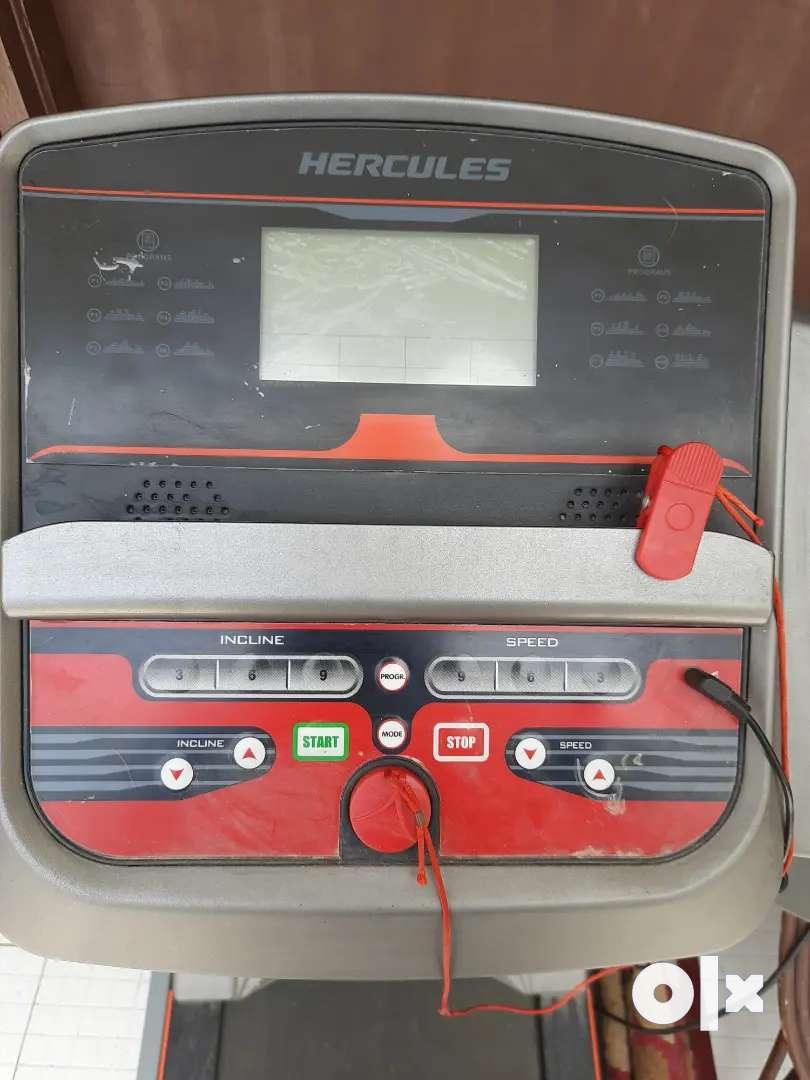 Tredmill Hercules