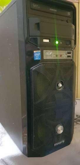 Core i5 4th gen with gaming card.
