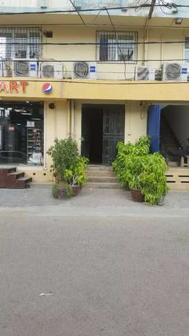 Full Floor Apartment Available DHA Phase 6 Ittehad Commercial