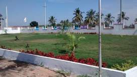 SAI GREEN MIST: 1500 sqft plot for sale just 2 min drive from hoskote