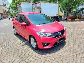 Honda Jazz S 1.5 Automatic Tahun 2015 Merah Nik 2014 Full Original