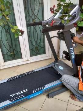 Promo..big treadmill elektrik TL 270