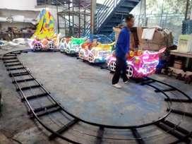 PROMO diskon 500k kereta rel bawah lantai odong mini roller coaster 11