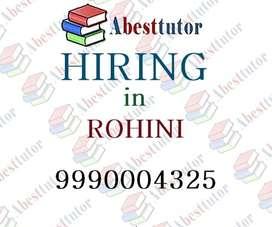 Hiring Female TELRCALLER in Rohini