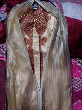 New sherwani in great condition