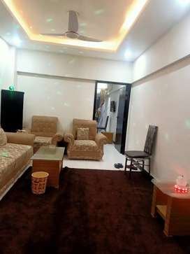 E 11 DAILY basis 1 bed flat full furnished available for rent