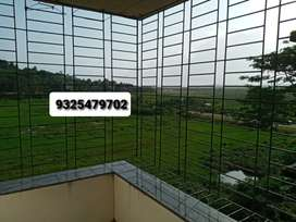 Field view flat for rent