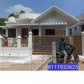 New home Kottayam Puthupalley
