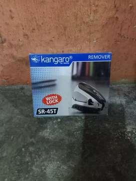 STAPLER REMOVER KANGARO, 1 PAK (ISI 10 PCS)