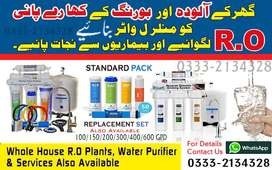 R.O Plant - Home RO Water Filter