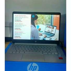 Laptop HP 14s CF1047TX Bisa Anda Cicil Gan Proses Expres Dan Mudah