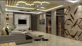 Interior design & services in best  price(15 YEARS SERVICE WARRANTY)