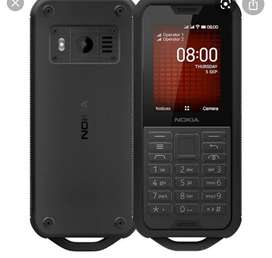New model nokia 800 tough comes with 4 g smart phone