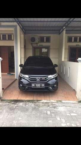 Honda Jazz Rs CVT Triptonic