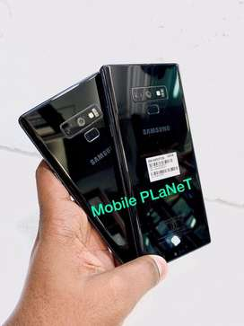 Samsung Note 9 128gb black in excellent condition
