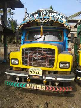 TATA 1613 Tipper Box