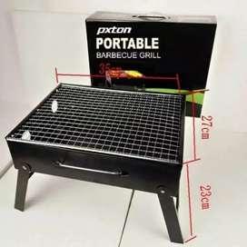 SR Grill Pemanggang Portabel Barbecue PXton