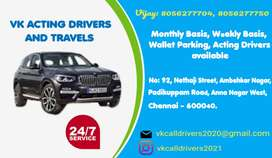 Acting driver available