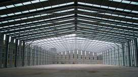 PEB, Steel Building, Metal Fabrication, Metal Structure in Pakistan