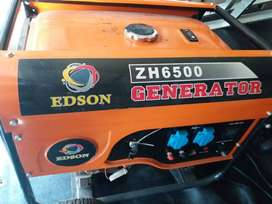 Gasoline Generator EDSON 6500 ZH