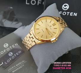 Jam Tangan Lofoten F8102 Authentic