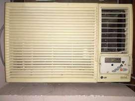 LG gold window AC