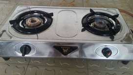 Used Good Condition Gas Stove plz Cont