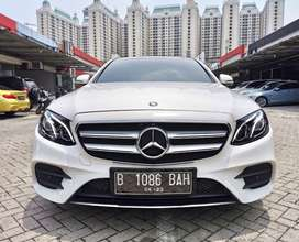 Mercy E 300 AMG 2017 KM 2rb ANTIK