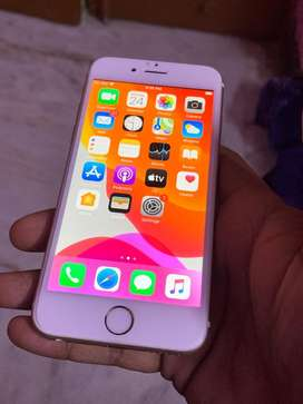 Iphone 6s 32gb gold colour